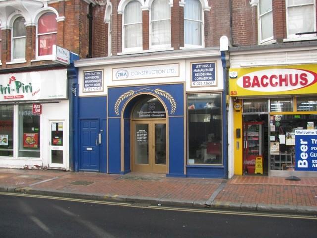 Unit 2, 55-61 Seaside Road, Eastbourne - now let