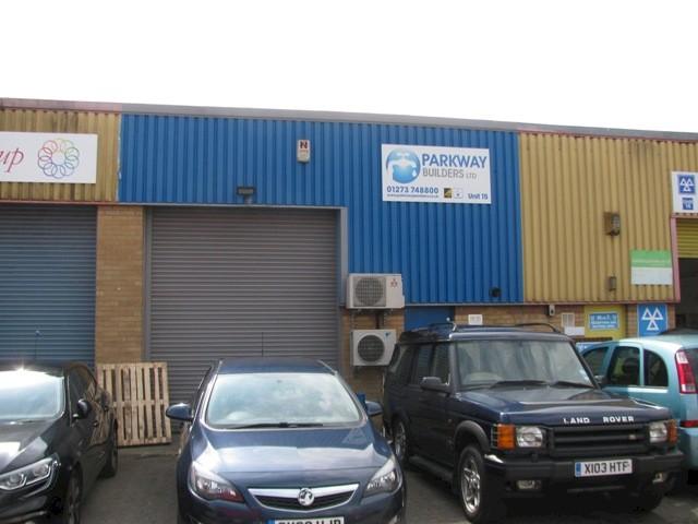Unit 15 The Birch Estate, Eastbourne - now let