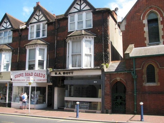 30 Grove Road, Eastbourne - now sold