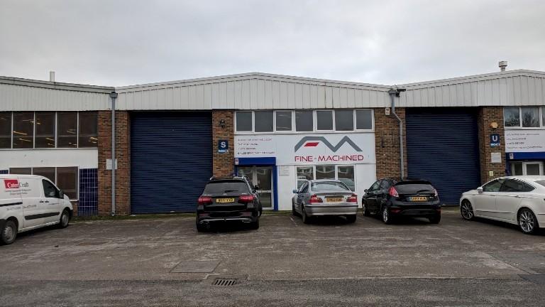 Unit S Rich Industrial Estate, Avis Way, Newhaven - now let
