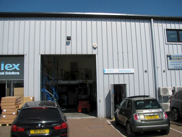 Unit 14 Westham Business Park, Westham, Pevensey - now sold