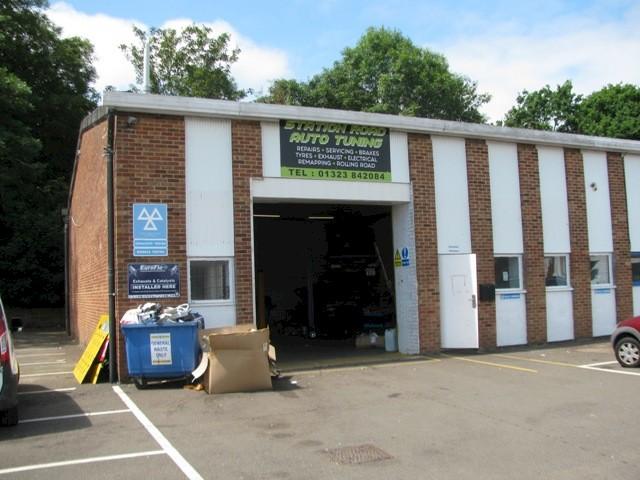 38 Station Road Industrial Estate, Hailsham - now let