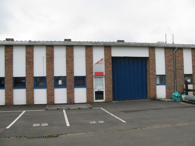 Unit 22 Station Road Industrial Estate, Hailsham - now let