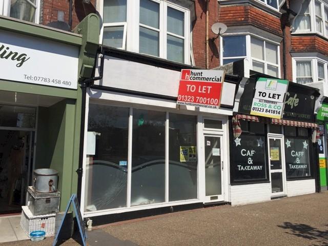 146 Seaside, Eastbourne - now let