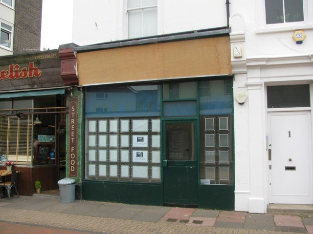 1a Ivy Terrace, Eastbourne - now let