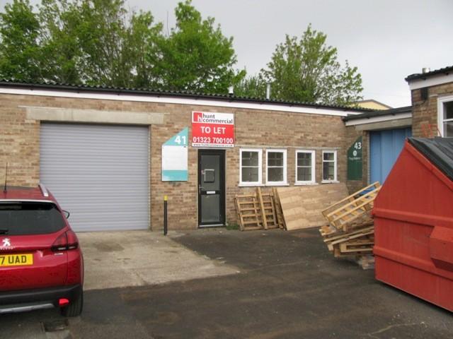 41 Station Road Industrial Estate, Hailsham - now let