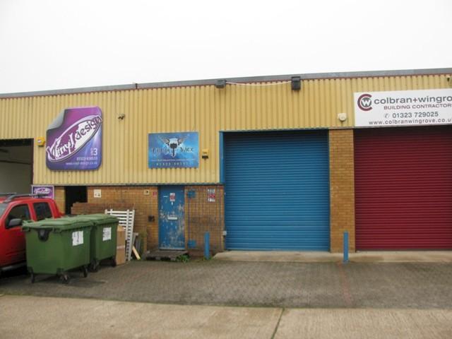 Unit 4 The Birch Estate, Eastbourne - now let