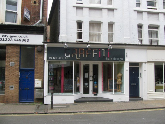 50 South Street, Eastbourne - now let