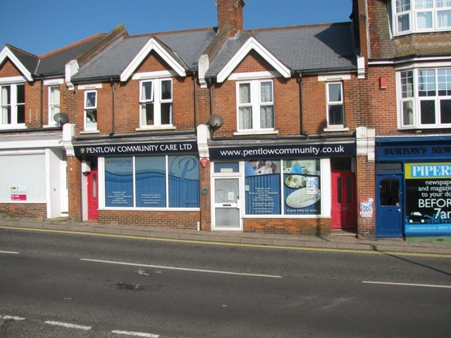 26-28 Church Street, Eastbourne - Now Let