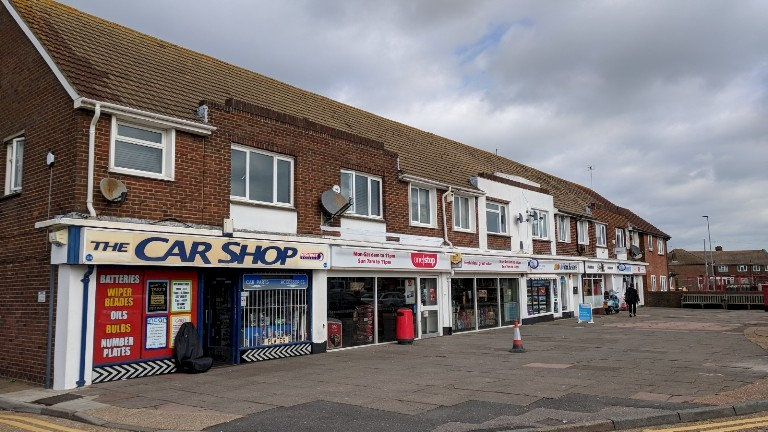 14-18 Winston Crescent, Eastbourne - now sold