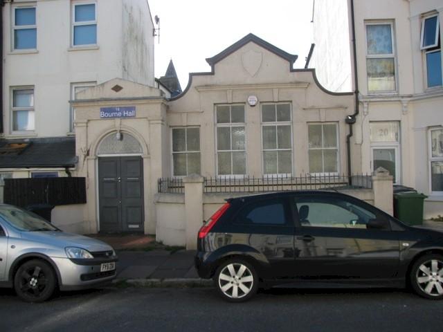 Bourne Hall, Bourne Street, Eastbourne - now let