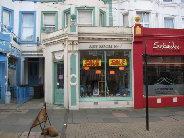 9 Carlisle Road, Eastbourne - now let