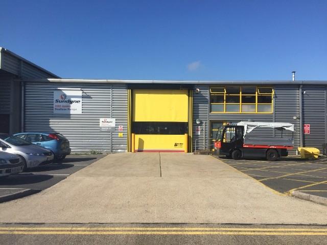 Unit 3 Harvington Business Park, Brampton Road, Eastbourne - now let