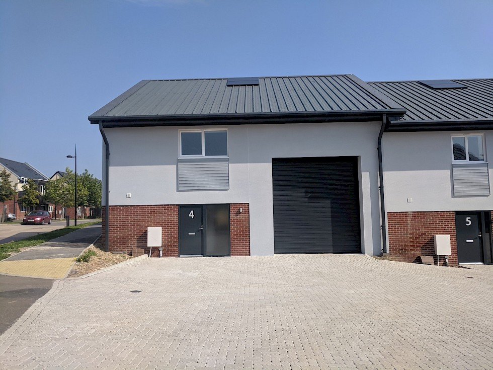 Unit 4 Bluebell Way, Dittons Road, Polegate - Now Let