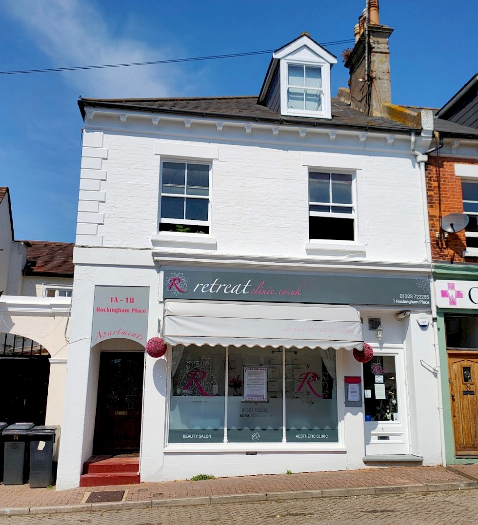 1A and 1B Rockingham Place, Star Road, Eastbourne - Now Sold