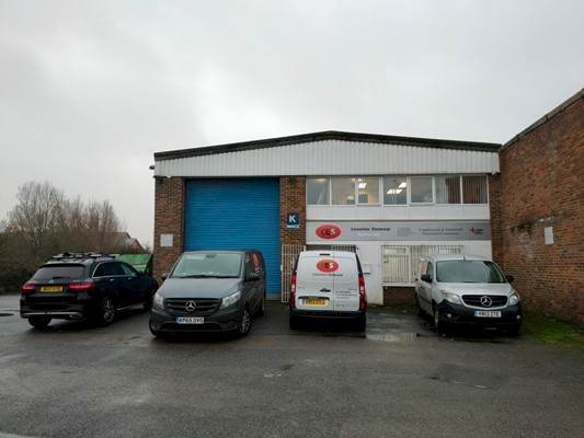 Unit K Rich Industrial Estate, Av is Way, Newhaven - Now Let