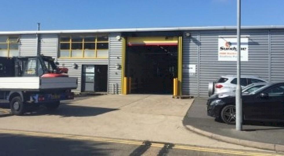 Unit 2 Harvington Business Park, Eastbourne - Now Let