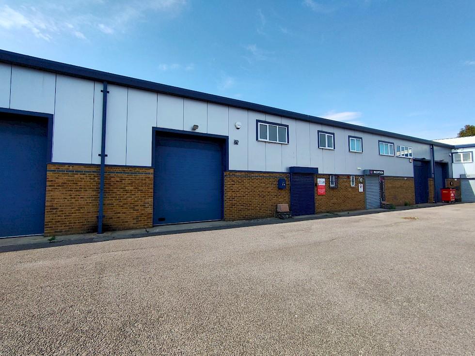Unit 6G Southbourne Business Park, Eastbourne - Now Let