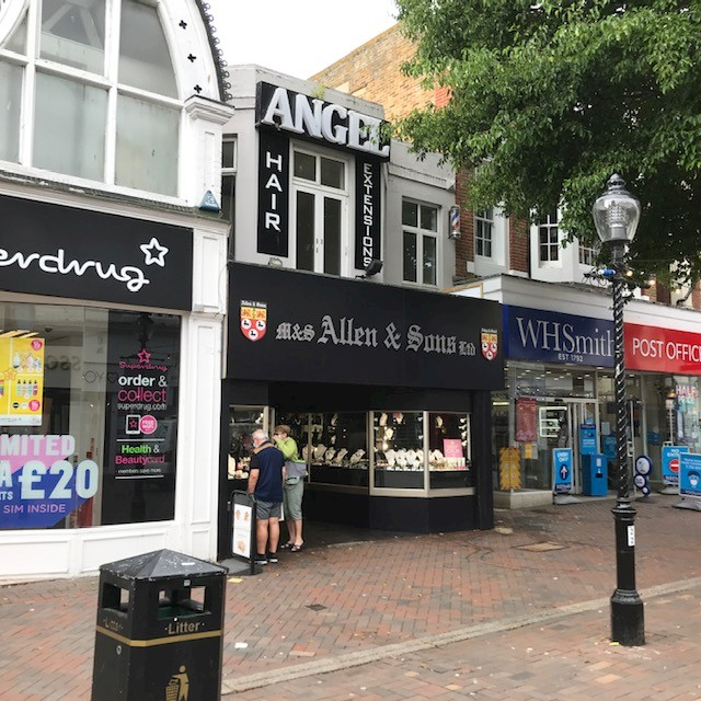 112-114 Terminus Road, Eastbourne - Now Let