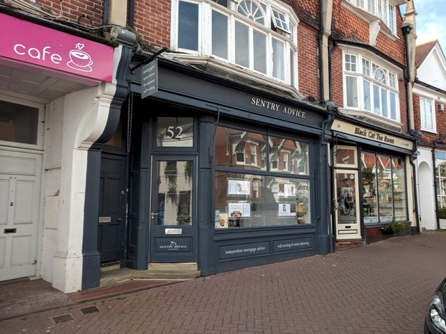 Ground and Basement, 52 Meads Street, Eastbourne - Now Let