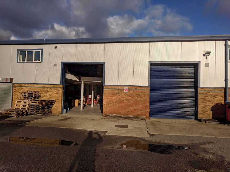 Unit 6B Southbourne Business Park, Eastbourne - Now Sold