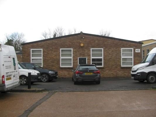 Unit 45 Station Road Industrial Estate, Hailsham - Now Let