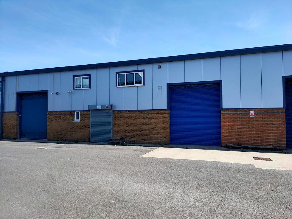 Unit 6a Southbourne Business Park, Eastbourne - Now Sold