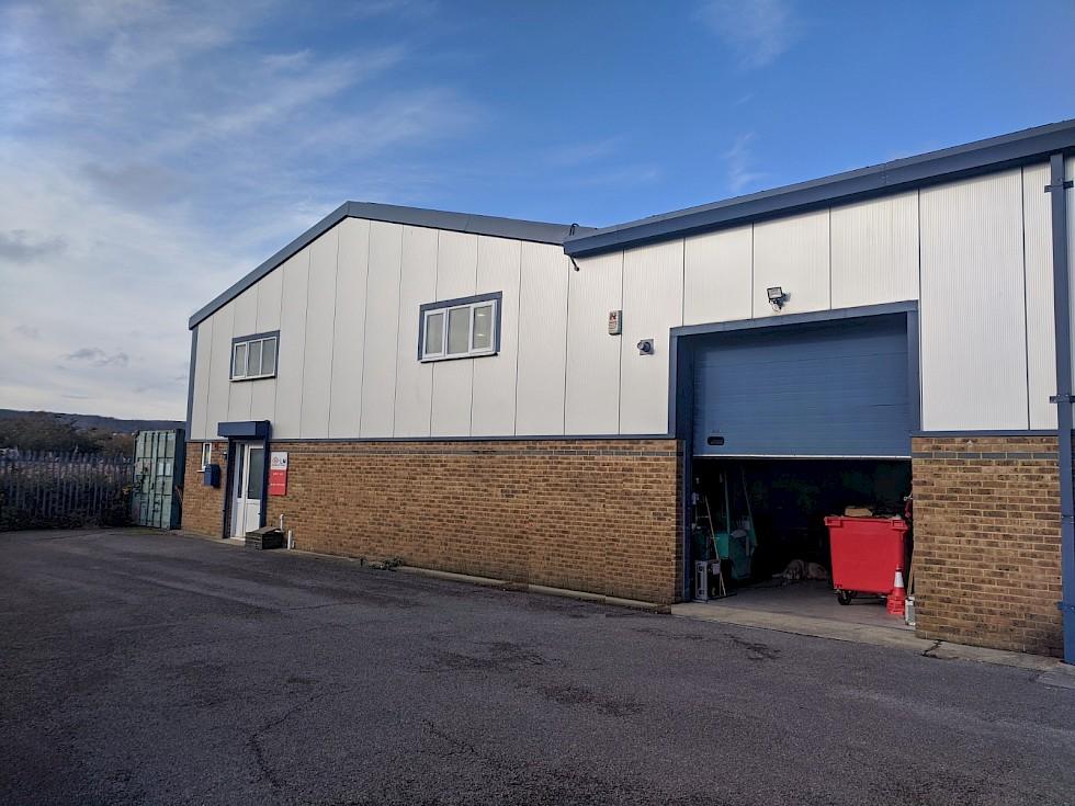 Unit 6H Southbourne Business Park, Eastbourne - Now Sold