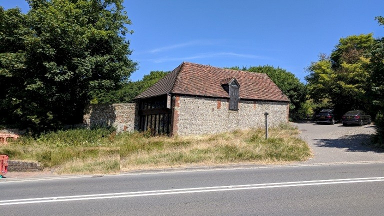 The Granary Barn, Seven Sisters Country Park, Seaford, BN25 4AD - Now Sold